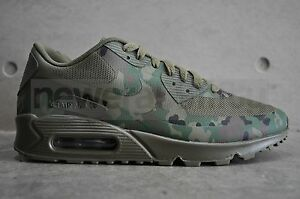 mighl Nike Air Max 90 Japan SP - Pale Olive/Safari (Camo Collection) | eBay