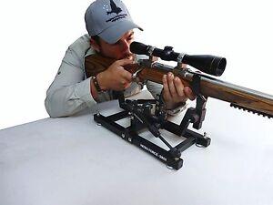 SmartRest-NitroForce-SR01-Black-Hydraulic-Aluminium-Gun-Rest-Genuine-product