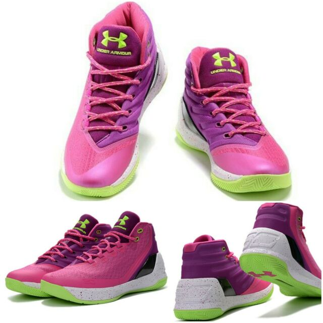 Under Armour Curry 3 Toddler Girls