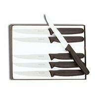 Victorinox Cutlery 6-piece 4-1/2-inch Wavy Edge With Pointed Tip Steak Knife Set on sale