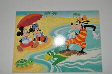 1 Walt disney Postkarte von Horn Wellenreiter