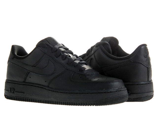 Nike Air Force 1 Low Black Youths