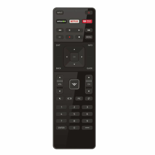 New Original XRT122 Remote for Vizio TV E55-C2 E60-C3 E65x-C2 E65-C3 E700i-B3