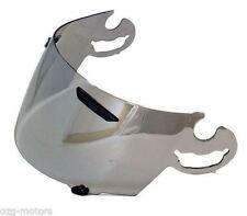 Mirror RR5 Arai silver Shield visor RX7 RR5 Corsair GP V RX-Q RX-7GP RR RX-Q 5 7