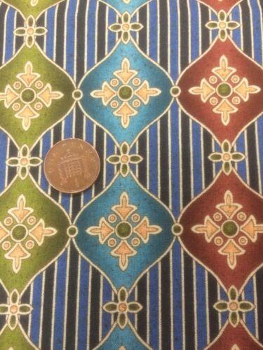 Claudia Pfeil Arabesque Arabian 100/% Cotton Patchwork Quilting Fabric Benartex