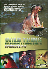 WILD THING FEATURING TREVOR SMITH EPISODES 7 - 9