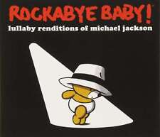 Jackson, Michael.=Trib=-Rockabye Baby CD   New