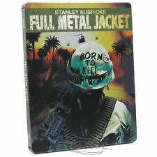 Full Metal Jacket [Steelbook] [Blu-ray] NEU / sealed