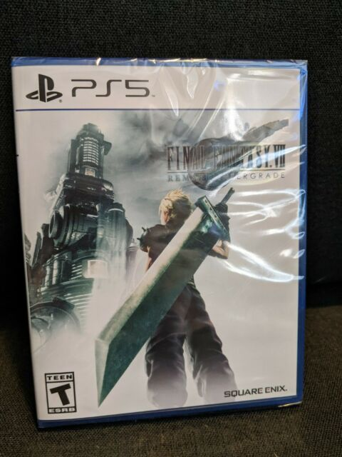 Final Fantasy VII Remake Intergrade (PlayStation 5, 2021) | Brand New and Sealed