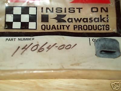 NOS 1972-75 Kawasaki F9 Carburetor Stopper 14064-001