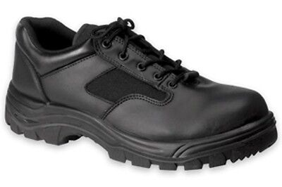 *SALE* Work Zone Black Oxford Work Shoe Steel Toe S477 | eBay