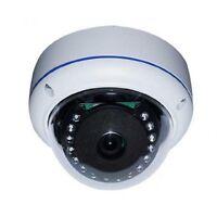 1080p Hd Cvi Fisheye 180 Degree Panoramic Ir Super Wide Angle Mini Vandal Camera