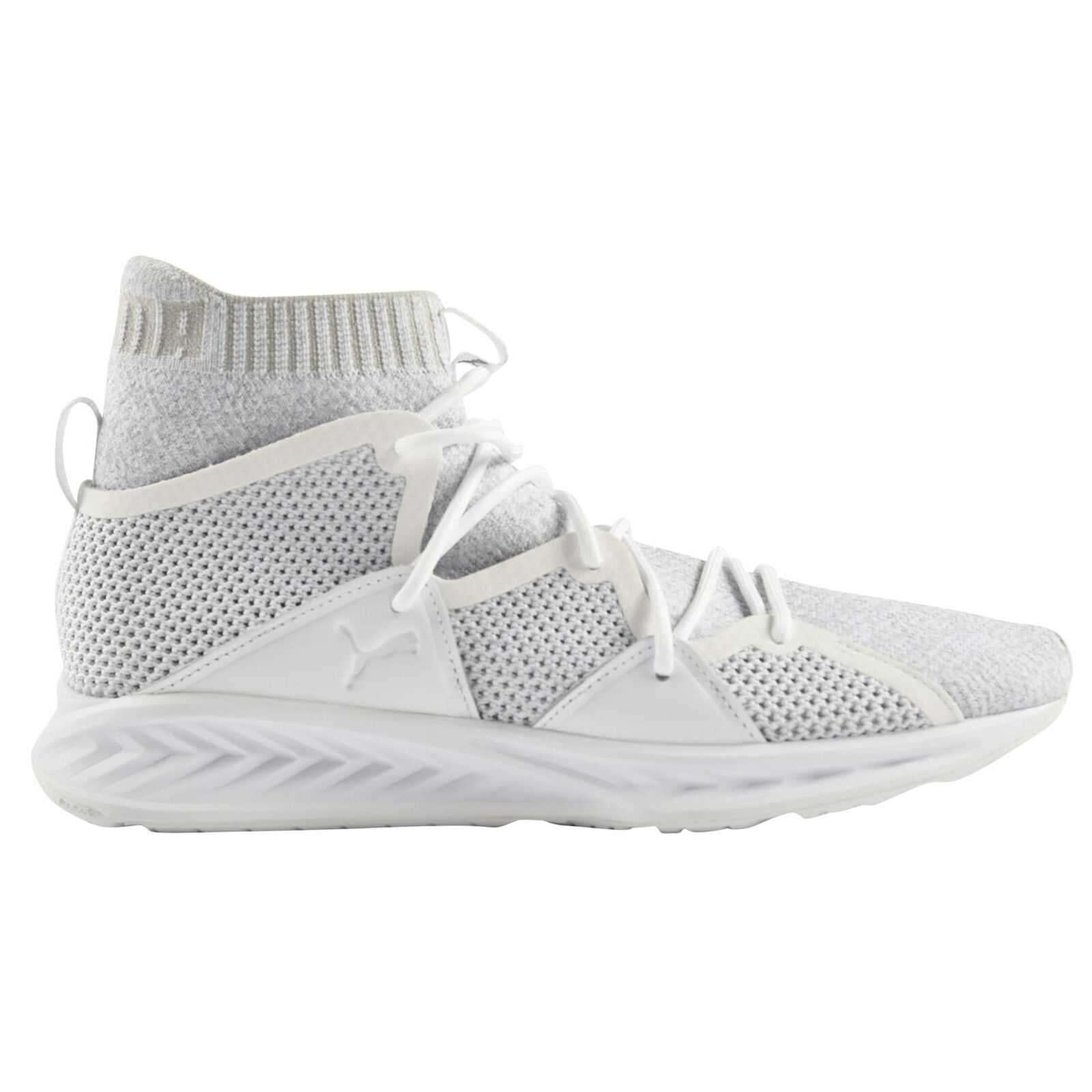 PUMA Ignite Evoknit Wave Men's White 36617301