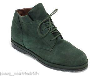 Bottines à Lacet Manfield Chaussures Plates Cuir en à 37