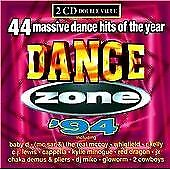 Various-Dance-Zone-94-2CD-CD-Value-Guaranteed-from-eBay-s-biggest-seller