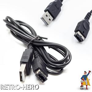 Ladekabel Game Boy Advance SP & Nintendo DS Strom NDS USB netzteil GBA gameboy