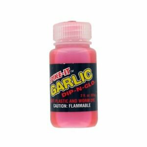 Spike-It Dip-N-Glo Dye 2Oz Garlic Hot Pink 738643030077 | eBay