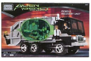 Unité mobile de récupération Mega Bloks Alien Agency 5611 65541056114