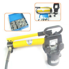 New Split Type Hydraulic Compression Head Crimping Mold Tool With Crimper Plier Us