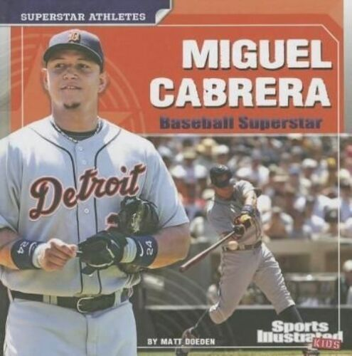 1 of 1 - Miguel Cabrera: Baseball Superstar (Superstar Athletes)