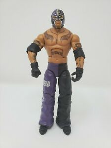 WWE-Rey-Mysterio-Mattel-Elite-Series-1-Wrestling-Action-Figure