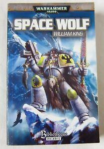 W 40K - SPACE WOLF - Par William King - 2005
