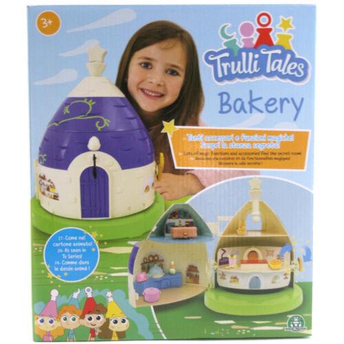 TRU08100 Trulli Tales Bakery Playset with Figure /& Magic Wand