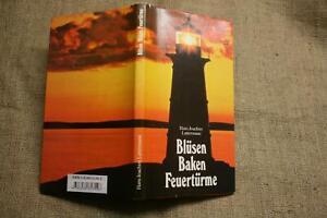 Fachbuch-Leuchtturm-Geschichte-Bau-Leuchtfeuer-Feuerturm-Baken-DDR-1990
