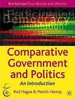Comparative Government and Politics by Rod Hague, Martin Harrop (Paperback, 2004)