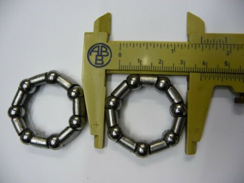 """JUNIOR Bicycle Bottom Bracket 3//16/"""" Bearing 38mm Outside diameter for 45mm Cup"""