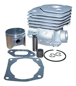 Husqvarna 359 357xp Cylinder And Piston Assemblage 47 Mm With Gaskets & Bearing New-afficher Le Titre D'origine