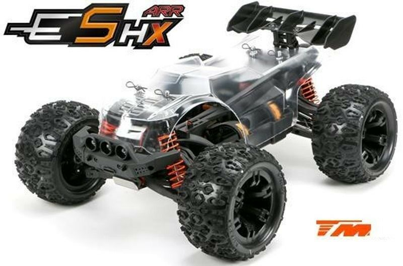 Team Magic e5 HX travolge ARR, con Tuningteilen 1 10 4wd-tm510004