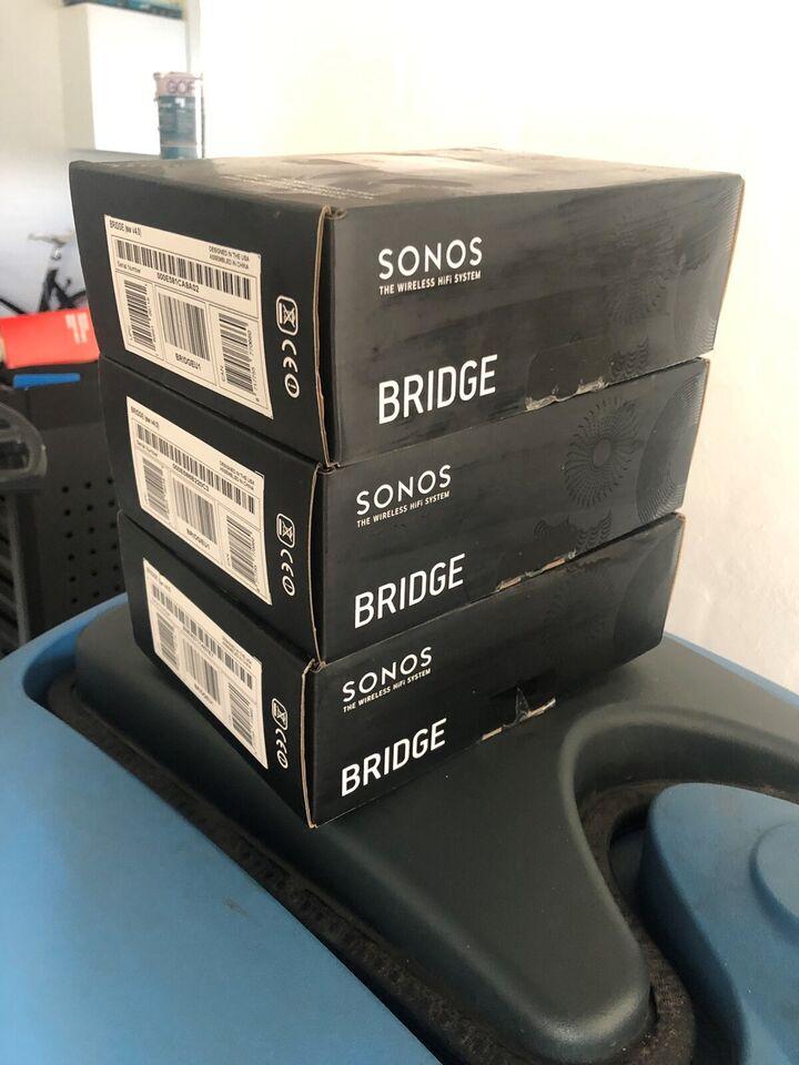 Højttaler, SONOS, Bridge