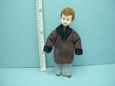 "Erna Meyer Miniature Adult Male /""Bernhard/"" #24802 Handcrafted Doll"