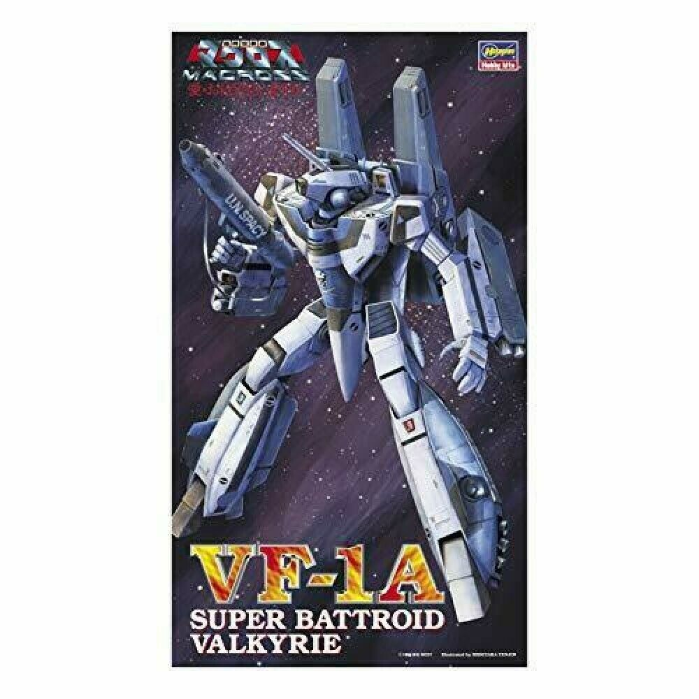 Hasegawa 1//72 Scale Kit Macross VF-1A Super Battroid Valkyrie 13 193657