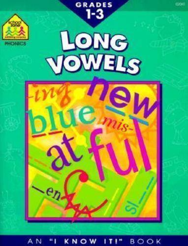 Long Vowels by Barbara Gregorich