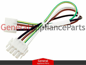 Whirlpool Kenmore Icemaker Wiring Harness W10153408 D7813011 ... on