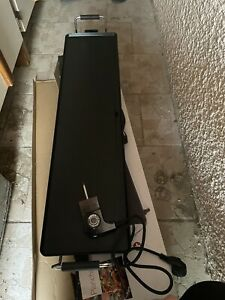 Plancha XXL 87x21 cm 1800w Antiadhésive Table Barbecue électrique Neuve