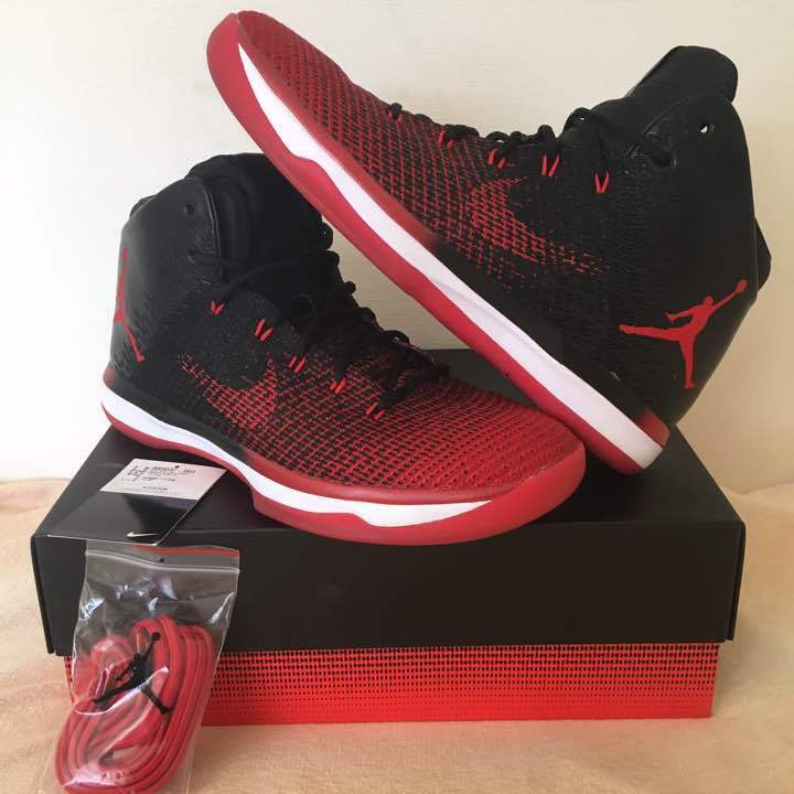 Nike Air Jordan 31 BANNED 30cm US 12 from japan (5735