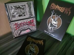 SEPTICEMIA Years of the Unlight + patch LIMITED DEMO COMPILATION RARE!