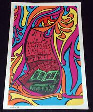 "1968 Original Silkscreen Cuban Movie Poster""LOVE Story""Spain Film.Jorge Grau art"