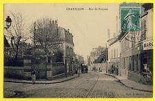 cpa 92 - CHÂTILLON Sous BAGNEUX Rue du PONCEAU Villa St Jean Maison de Retraite