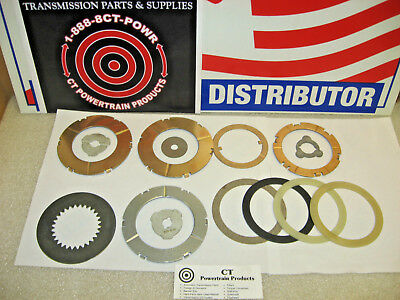 48RE Thurst Washer Kit 2003-On With Pump Selectives New Fits Dodge Mopar Jeep