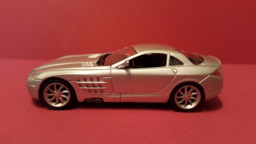 5 Mercedes mclaren SLR de DeAgostini 1:43 nuevo /& OVP coleccionista auto