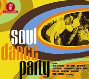 Various-Soul-Dance-Party-Absolutely-Essential-3CD-Collection-2017-NEW-amp-SEALED