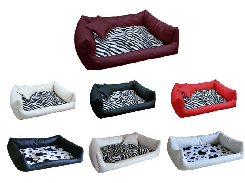 REX Cuccia per cani cuscino per Cani Animale Letto Letto per Gatti Cani Cesto dormire dimensioni S-XXL