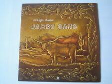 James Gang - STRAIGHT SHOOTER (Lp) Press USA