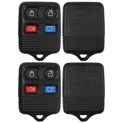 OEM Gm Van Remote Key Keyless Entry Fob Transmitter Truck 3 Button Alarm Clicker