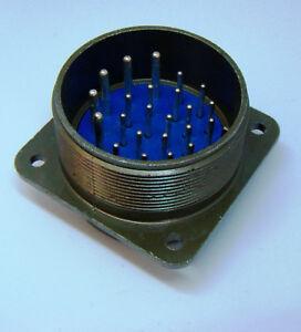 Amphenol Châssis 23-way Plug 3102a-32-13pr-afficher Le Titre D'origine