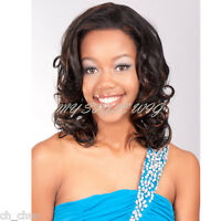 Aplus Ozone Synthetic Lace Front Wig - 004nw